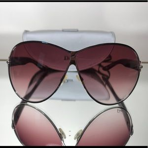 Dior Pink Sunglasses with Case